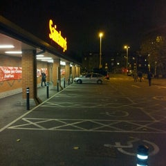Photo taken at Sainsbury's by Oisin M. on 11/13/2012