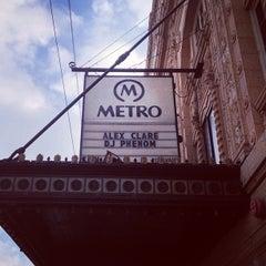 Photo taken at Metro by Kola B. on 12/3/2012
