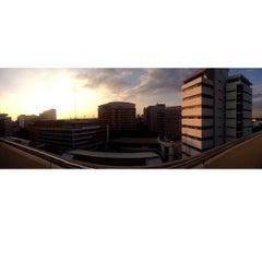 Photo taken at วิทยาลัยเทคโนโลยีอุตสาหกรรม (College Of Industrial Technology) by Mirai K. on 12/18/2013