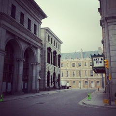 Photo taken at Universal Studios Backlot by Chris B. on 12/12/2012