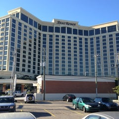 Photo taken at Beau Rivage Resort & Casino by Janet M. on 10/30/2012