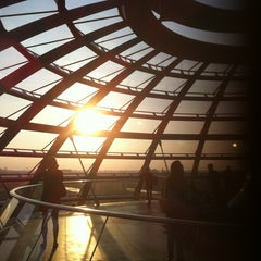 Photo taken at Reichstag by Irene L. on 5/8/2013