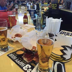 Photo taken at Buffalo Wild Wings by Mario on 6/16/2015