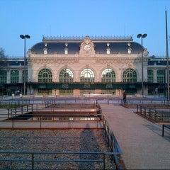 Photo taken at Gare de Lyon-Brotteaux by Fernando B. on 3/31/2013