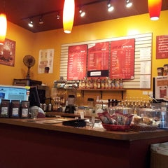 Photo taken at Coffee Amici by Tina M. on 2/21/2013