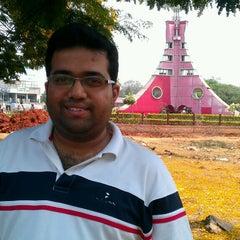 Photo taken at Visakhapatnam Steel Plant (RINL VIZAG STEEL) by Soumyoshree S. on 4/11/2014