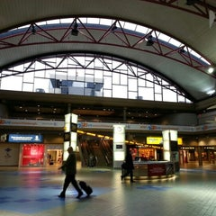 Photo taken at Pittsburgh International Airport (PIT) by Philip S. on 12/18/2012