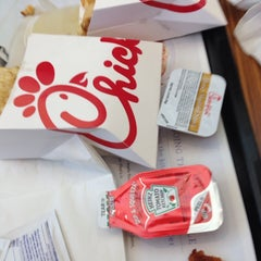 Photo taken at Chick-fil-A by Richard R. on 1/2/2014