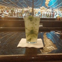 Photo taken at Lobby Bar by James M. on 5/28/2014