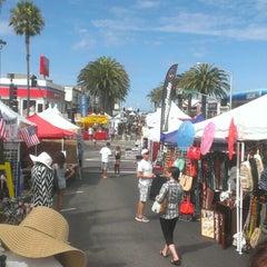Photo taken at Fiesta Hermosa by Anthony on 8/31/2013