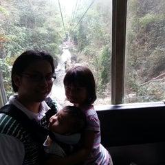 Photo taken at Datanla Waterfall by Addin K. on 3/31/2013