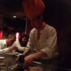 Photo taken at Japanese Village Steak House by Shella P. on 4/26/2014