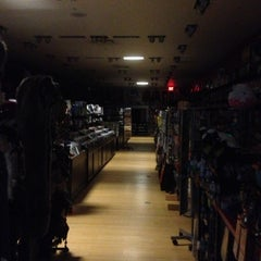 Photo taken at Newbury Comics by Bill on 11/1/2012