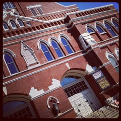 Photo taken at Ryman Auditorium by Jeff A. on 10/9/2012