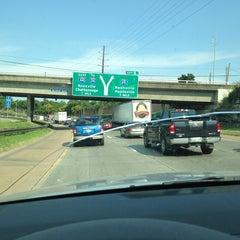 Photo taken at Interstate 440 by TinaMRHS on 6/21/2013