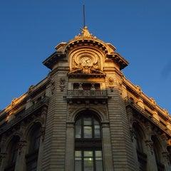 Photo taken at Corredor Peatonal Madero by Gio on 12/30/2012