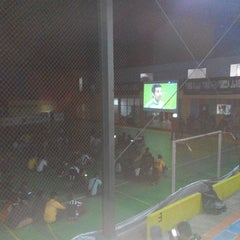 Photo taken at Vidi Arena Futsal by giwank .. on 5/1/2014