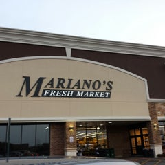 Photo taken at Mariano's Fresh Market by Amanda H. on 9/9/2013