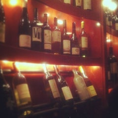 Photo taken at Fleming's Prime Steakhouse & Wine Bar by Sean M. on 3/10/2013