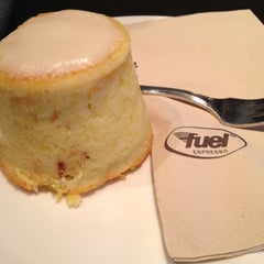Photo taken at Fuel Espresso by Elaine C. on 6/29/2012
