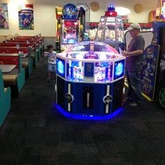 Photo taken at Chuck E. Cheese's by Kaila on 11/24/2012