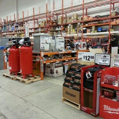 Photo taken at The Home Depot by Alfred W. on 9/27/2012