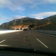 Photo taken at Despeñaperros by Carlos E. on 11/12/2012