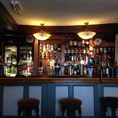 Photo taken at The Bell Inn by Andy C. on 7/24/2014
