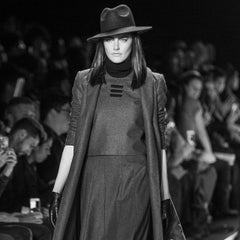 Photo taken at Mercedes-Benz Fashion Week by Humberto V. on 2/21/2015