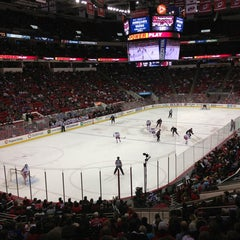 Photo taken at PNC Arena by Nicole on 4/7/2013