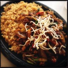 Photo taken at Mr Roboto's Tokyo Grill by Khaotok Kayla N. on 12/15/2013