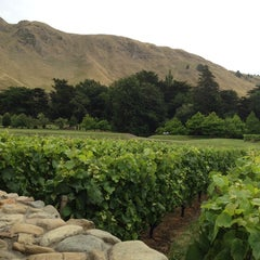 Photo taken at Craggy Range Winery by Olof O. on 1/4/2014