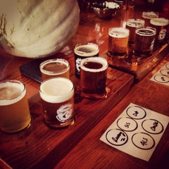 Photo taken at Fremont Brewing Company by Caitlin O. on 10/26/2013