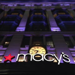 Photo taken at Macy's by Ryan O. on 1/15/2013