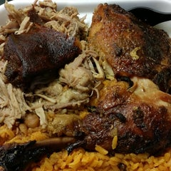 Photo taken at El Latino Restaurant by Eric Highlander M. on 4/10/2014