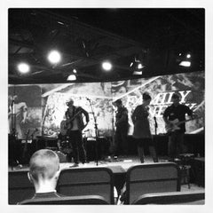 Photo taken at ONEchapel by Jesse C. on 9/30/2012