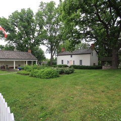 Photo taken at Laura Secord Homestead by Michael on 6/18/2014