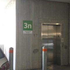 Photo taken at Lane Avenue Parking Garage by Peter M. on 7/19/2013