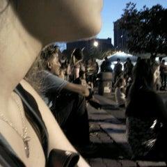 Photo taken at Plaza Luis Brión by Erika Z. on 9/22/2012