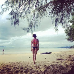 Photo taken at The Tubkaak Boutique Resort Krabi by Lily N. on 7/17/2015