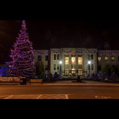 Photo taken at St. Catharines City Hall by Michael on 11/25/2012