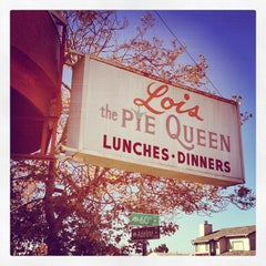 Photo taken at Lois the Pie Queen by Jess M. on 10/1/2012