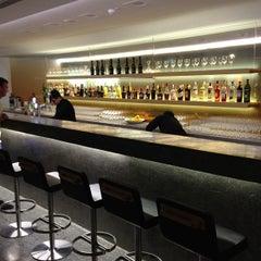 Photo taken at The Qantas Singapore Lounge by Jonathan B. on 9/21/2013