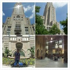 Photo taken at University of Pittsburgh by Ratar on 5/17/2013