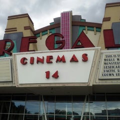 Photo taken at Regal Cinemas Severance Town Center 14 by Ratar on 7/15/2013