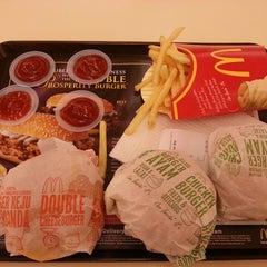 Photo taken at McDonald's by Naaresh K. on 1/28/2014