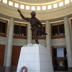 Photo taken at National Infantry Museum and Soldier Center by Jimmy M. on 9/22/2012