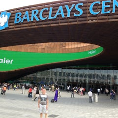 Photo taken at Barclays Center by Stephen JC on 5/23/2013
