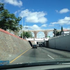Photo taken at Santiago de Querétaro by Alejandro A. on 8/24/2013