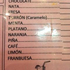 Photo taken at Cafetería Bahía Blanca by Guzmán G. on 9/14/2013